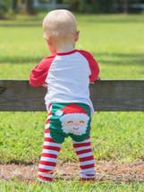 Santa Cotton Leggings