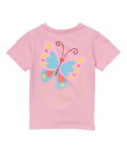 Pink Butterfly Shirt