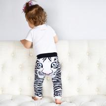 White Tiger Leggings