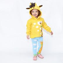 Giraffe 3D Hoodie