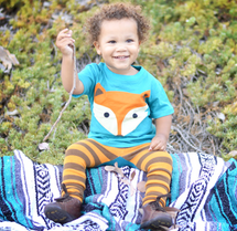 Woodland Fox Shirt