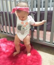Pink Elephant Bodysuit