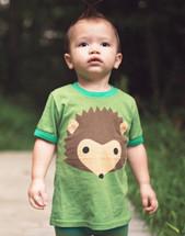 Woodland Hedgehog Shirt