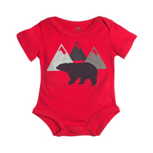 Black Bear Bodysuit