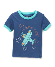 Green Airplane Shirt