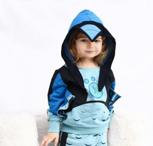 Wild Kratts Falcon Power Suit 3D Hoodie