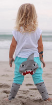 Shark Cotton Pants