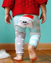 Holiday Bear Leggings
