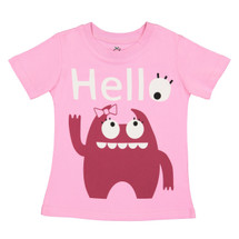 Pink Monster Shirt