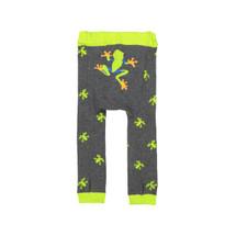 Green Frog Leggings