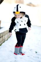 Penguin 3D Hoodie