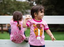 Pink Horse Shirt