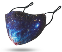 Galaxy Adult Face Mask