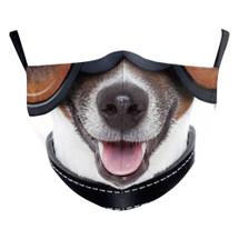 Terrific Terrier Adult Face Mask