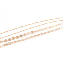 Dainty Mask Chains