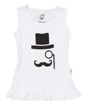 Mustache Tunic