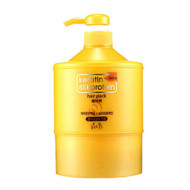 [The Flower Men] Keratin Silkprotein Hair Pack (1000ml / 33.81oz)