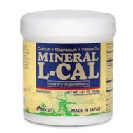 [UMEKEN] Mineral L-Calcium (400g / 14.1oz)
