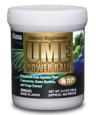 [UMEKEN] UME Power Ball (180g / 6.4oz)