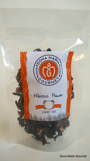 Dried Hibiscus flower - Dona Maria Gourmet