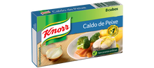Knorr Fish Stock Cubes