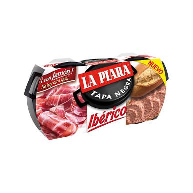 Iberian Pork Paté 73g Tin