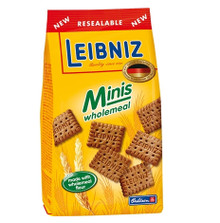 Leibniz Bahlsen Minis Wholemeal Biscuits
