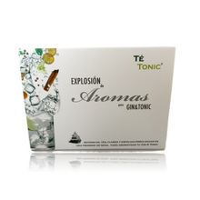 Gin & Tonic Tea Bag Botanical Kit