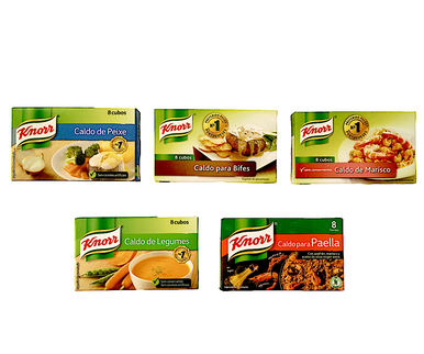 Knorr Stock Cubes Variety Pack