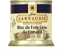 Larnaudie Bloc de Foie Gras de Canard 200g