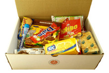 World Box Snack Sampler Pack - Variety Candy Mix