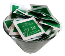 Single Serve Salt Packets