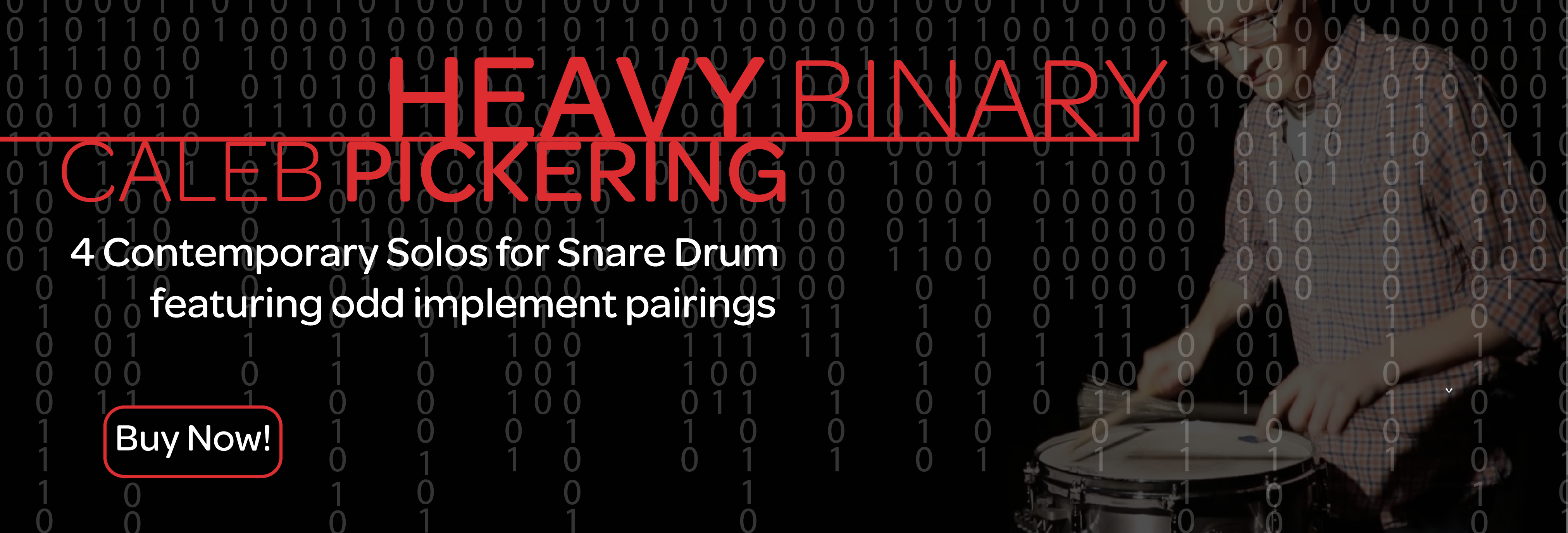 Heavy Binary - Caleb Pickering