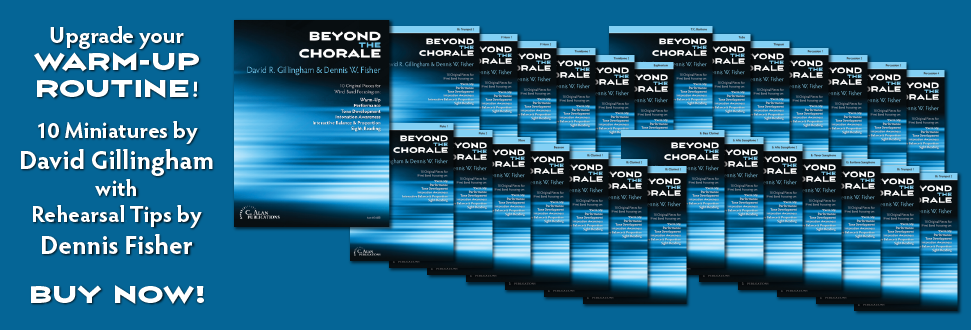 Beyond the Chorale - David Gillingham & Dennis Fisher