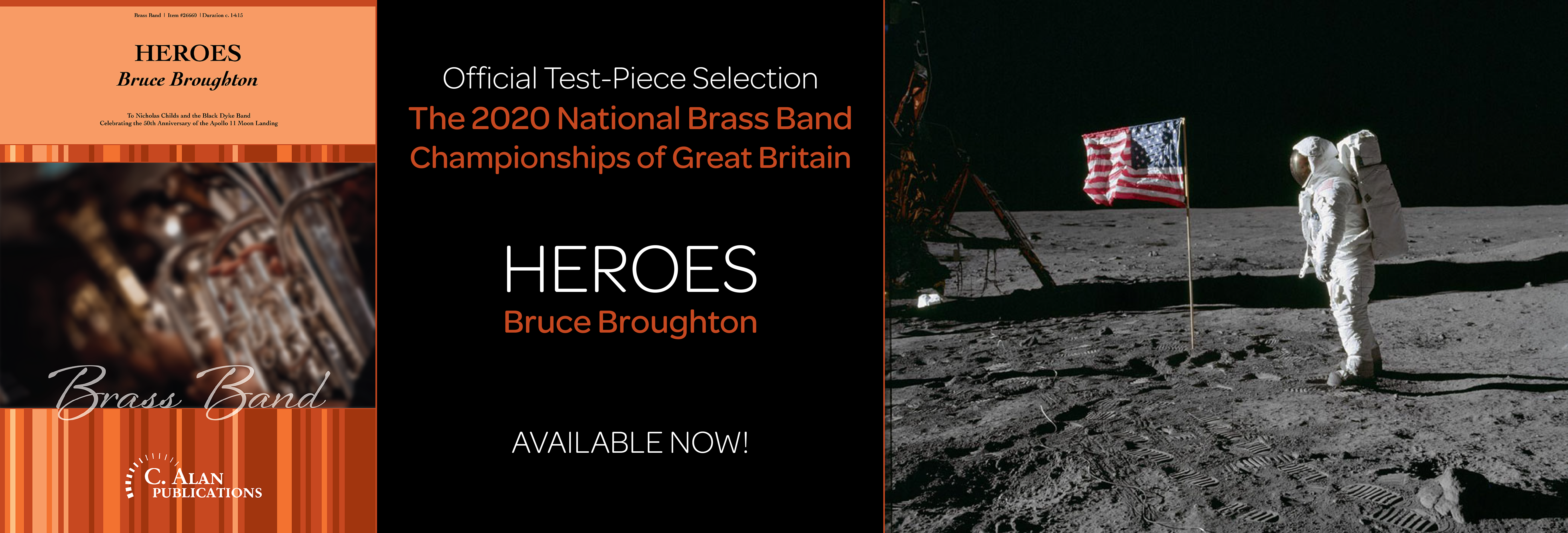HEROES by Bruce Broughton