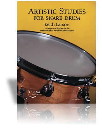 Artistic Studies for Snare Drum