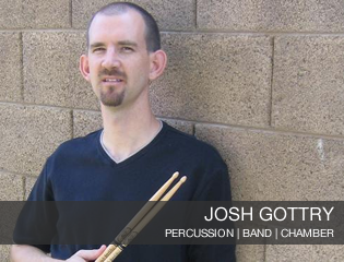 Composer Spotlight: Josh Gottry