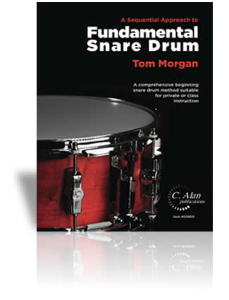 A Sequential Approach to Fundamental Snare Drum