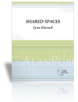 Shared Spaces (2 Horns & 2 Percussion)