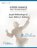 Gypsy Dance (Hellmesberger)