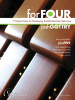 For Four (7 Original 4-Mallet Marimba Solos)