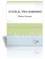 Etude for Two Marimbas