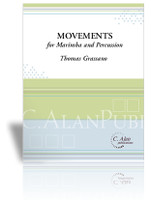 Movements for Marimba & Percussion
