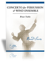 Concerto for Percussion & Wind Ensemble
