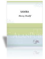 Samba (Solo 4-Mallet Marimba)