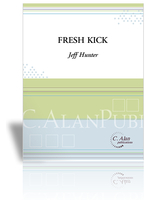 Fresh Kick (Solo 4-Mallet Vibraphone)