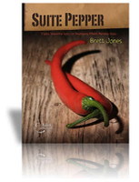 Suite Pepper (Solo 4-Mallet Marimba Collection)