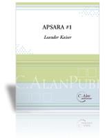Apsara #1 (Solo 4-Mallet Marimba)