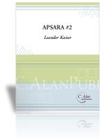 Apsara #2 (Solo 4-Mallet Marimba)