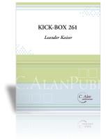 Kick-Box 261 (Solo 4-Mallet Marimba)